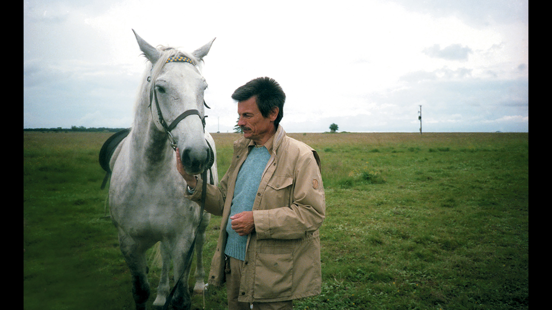 Andrei Tarkovsky on Sacrifice set by Layla Alexander Garrett